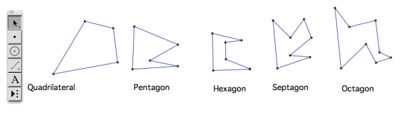 Irregular Polygons