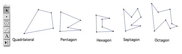 Irregular Polygons
