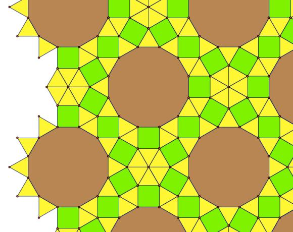 Tessellation - Hanna